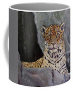 Khensu,  Jaguar Coffee Mug