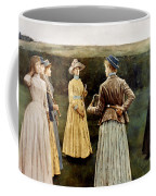 Khnopff: Memoires, 1889 Coffee Mug