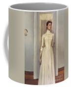 Khnopff: Sister, 1887 Coffee Mug