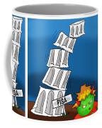 Kid Monsta Triptych 7 Coffee Mug