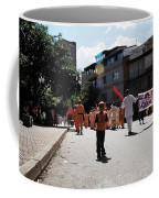 Kid On Parade Coffee Mug