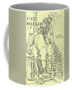 Kid Shelleen, Cat Ballou, Academy Award Winner  Lee Marvin Coffee Mug
