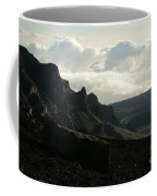Kilakila O Haleakala Ala Hea Ka La The Sacred House Of The Sun Coffee Mug