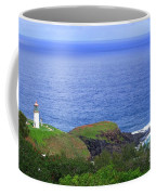 Kilauea Lighthouse Coffee Mug