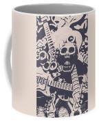 Kill The Music Industry Coffee Mug