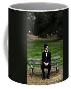 Killing Time Coffee Mug by Jorgo Photography - Wall Art Gallery