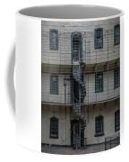 Kilmainham Gaol Spiral Stairs Coffee Mug