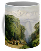 Kinchinjunga From Darjeeling Coffee Mug