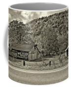 Kindred Barns Sepia Coffee Mug