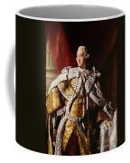 King George IIi Coffee Mug by Allan Ramsay