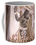 King Kong - Flashbulbs Anger Kong Coffee Mug