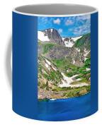 King Lake At Rollins Pass T Coffee Mug