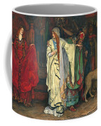 King Lear. Act I Scene I Coffee Mug