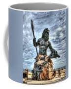 King Neptune Virginia Beach  Coffee Mug