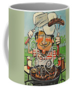 King Of The Grill Coffee Mug