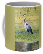 King Of The Marsh Coffee Mug