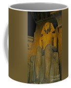 King Tut At The Luxor Hotel Coffee Mug