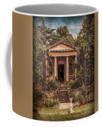 Kew Gardens, England - King William's Temple Coffee Mug by Mark Forte