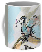 Kingfish Color  Coffee Mug