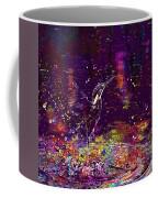 Kingfisher Bird Alcedo Atthis  Coffee Mug