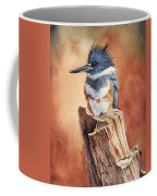 Kingfisher I Coffee Mug