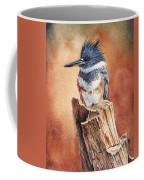 Kingfisher I Coffee Mug
