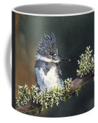 Kingfisher II Coffee Mug