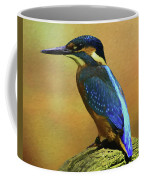 Kingfisher Perch Coffee Mug