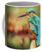 Kingfisher's Perch 2 Coffee Mug