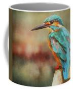 Kingfisher's Perch Coffee Mug