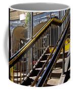 Kings Hwy Subway Station In Brooklyn Coffee Mug