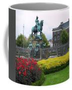 Kings Square Statue Of Christian 5th Coffee Mug