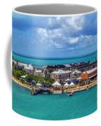 Kings Wharf, Bermuda Coffee Mug