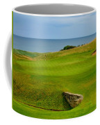 Kingsbarns Golf Links Hole #18 Coffee Mug