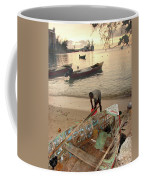 Kingston Jamaica Beach Coffee Mug