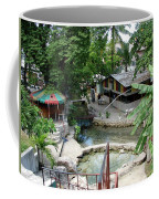 Kingston Jamaica Plaza Coffee Mug
