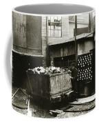 Kingston Pa Kingston Coal Co Ticket Board At The Breaker 1924 Coffee Mug