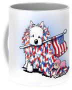 Kiniart Portrait Of Liberty Coffee Mug