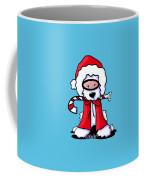 Kiniart Snorkel Westie Santa Coffee Mug