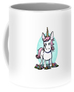 Kiniart Unicorn Sparkle Coffee Mug