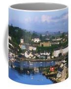 Kinsale, Co Cork, Ireland View Of Boats Coffee Mug