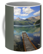 Kintla Lake Dock Coffee Mug
