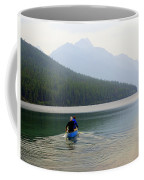 Kintla Lake Paddlers Coffee Mug