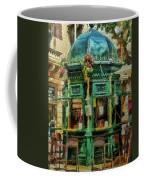 Kiosk Cafe, Valletta, Malta Coffee Mug