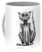 Kipper The Kitty Coffee Mug