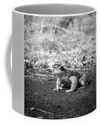 Kiss Me Thrill Me Coffee Mug