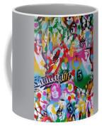 Kiss The Rainbow Coffee Mug