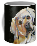 Kissably Close Lab Coffee Mug