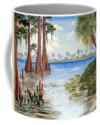 Kissimee River Shore Coffee Mug