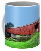 Kissing Bridge Of West Montrose Coffee Mug